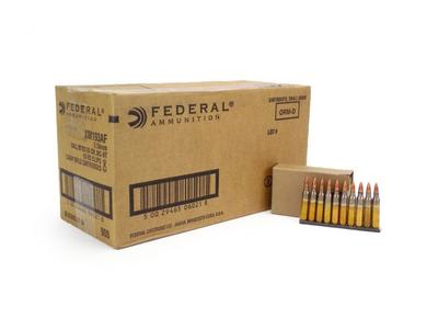 Federal XM193AF 5.56 55GR MC-BT 900RB