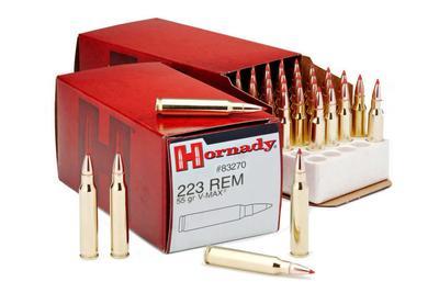 223 REM 55 GR V-MAX 50RDS