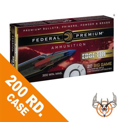 300 WIN MAG 200GR EDGE TLR 200RD