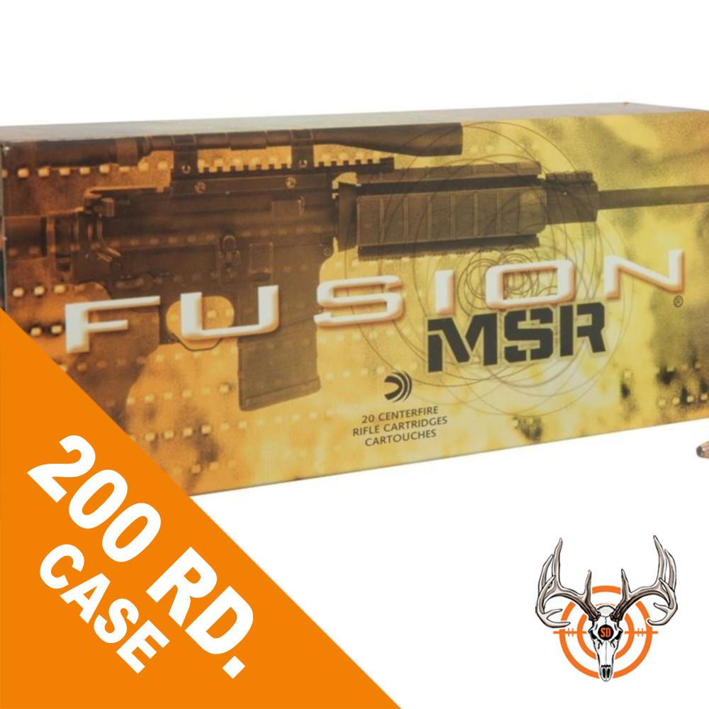 Sportsman's Den | FEDERAL 300 BLACKOUT 150 GR FUSION MSR 200 RD