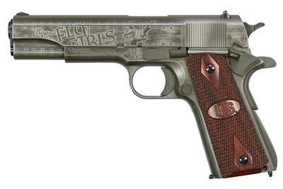 1911A1 BL CUST FLY GIRLS .45ACP