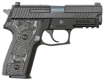 P226R 9MM NITRON SLITE SRT