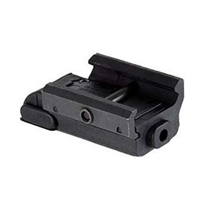 PISTOL LASER RAIL MOUNT RED