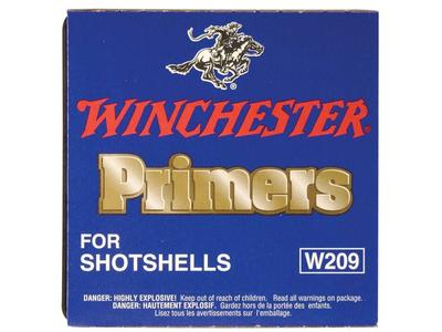 209 SHOTSHELL PRIMERS 100CT