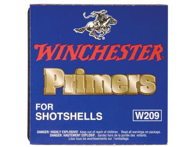 209 SHOTSHELL PRIMERS 5000CT