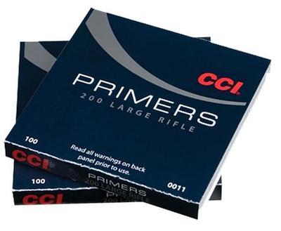 CCI 7.62 PRIMERS