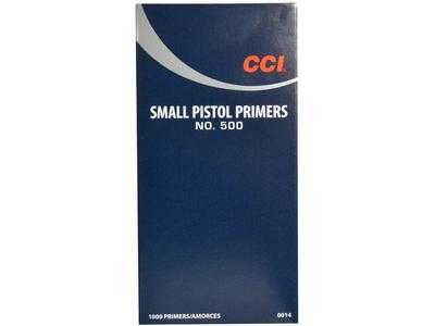 CCI SMALL PISTOL PRIMER