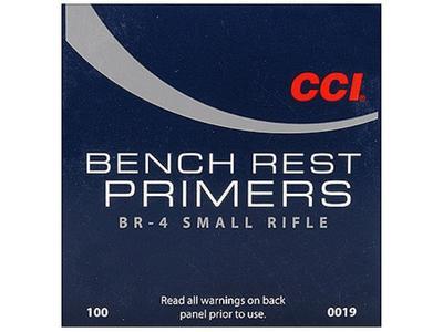 CCI SMALL RIFLE BR PRIMERS