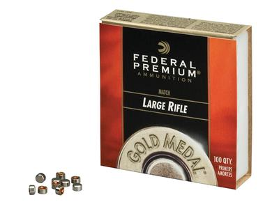 LARGE RIFLE MATCH PRIMERS