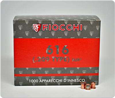 FIOCCHI 209 SHOTSHELL PRIMERS 5000 CT