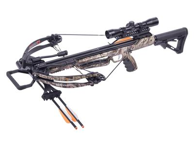 MERCENARY 370 CROSSBOW PACKAGE