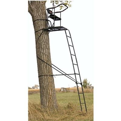 EXECUTIVE 16 FT LADDER STAND