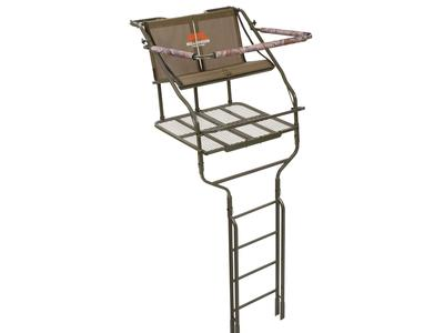 2-MAN DOUBLE LADDER STAND 18FT