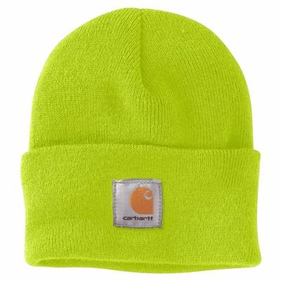 LIME WATCH CAP