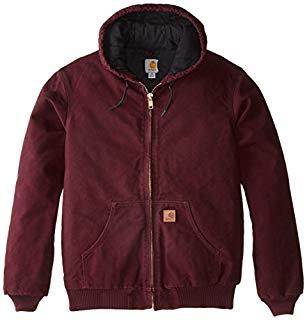 QUILTED FLANNEL LINED SNDSTNE ACTIVE JAC