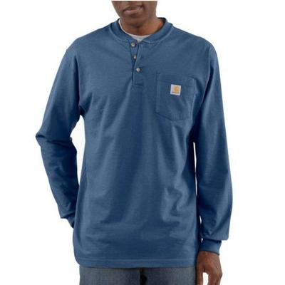 WORKWEAR POCKET LONG SL HENLEY