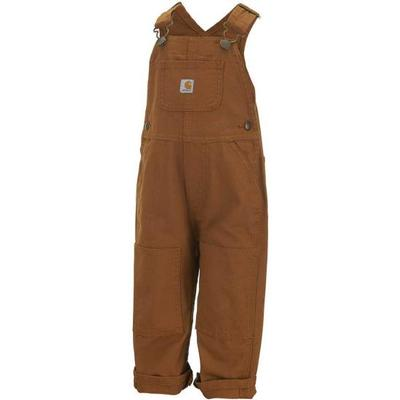 WASHED BIB OVERALL