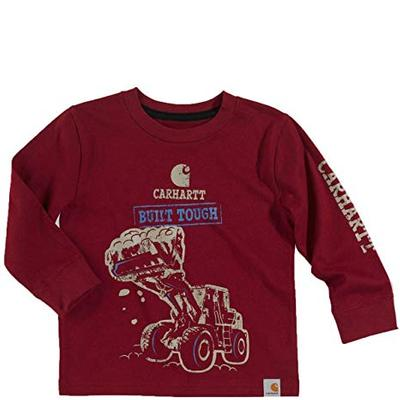 INFANT TODDLER LONG SLEEVE BUILT TOUGH