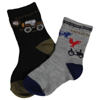 INFANT TODDLER CREW SOCK