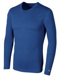 MENS LONG SLEEVE CREW BASEWGT