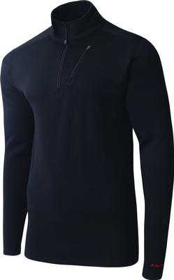 ECOLATEROR 1/2 ZIP FLEECE