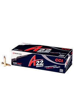 A22 22 MAG  35 GR GAMEPOINT 2000 RD