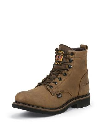 WYOMING WATERPROOF ROUND TOE