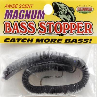 BASS STOPPER MAG 3HK NAT.