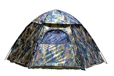 HIDE A WAY CAMO HEXAGON DOME TENT