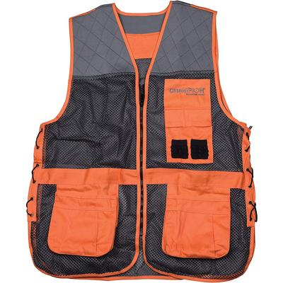 ORANGE TRAP VEST MED/LG