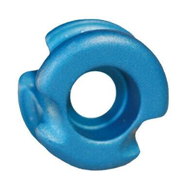 SUPER  DEUCE 38 BLUE 3/16 PEEP SIGHT