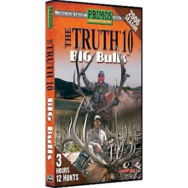 PRIMOS TRUTH 10 BIG BULLS  DVD