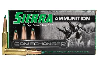 6.5 CREEDMOOR 130GR TGK GAMECHANGER 20RD