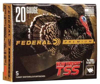 20GA 3` 1000FPS 1 5/8OZ 7-9# TSS 5RD