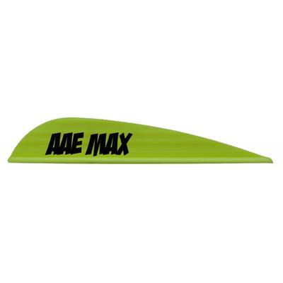 AAE Max Stealth Vane Flo Yellow (40)