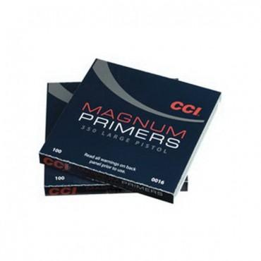 CCI SMALL PISTOL MAGNUM PRIMERS #550 5000CT