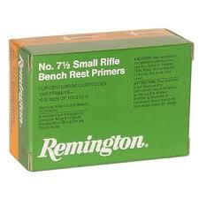REM SMALL RIFLE BR PRIMERS
