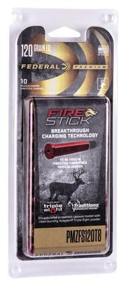 FIRE STICK 120 GRAIN EQ TRIPLE 8 10CT