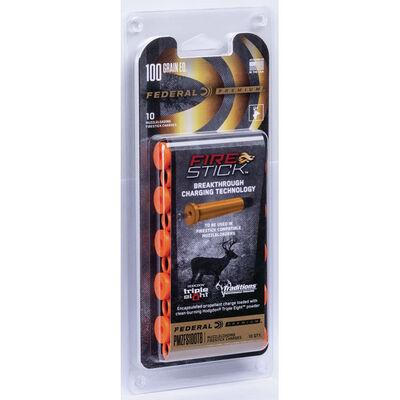 FIRE STICK FOR TRADITIONS MUZZLELOADERS 100GRAINS 10CT