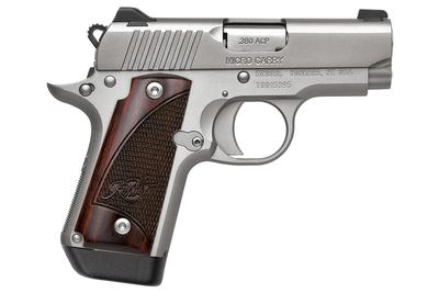 MICRO 380 STS ROSEWD NS .380ACP