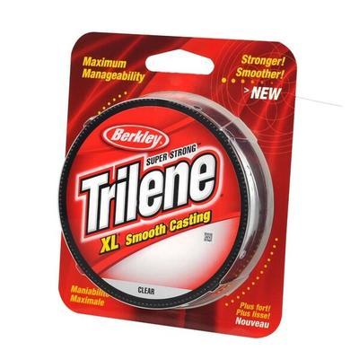 TRILENE XL 6LB 330YDS CLR