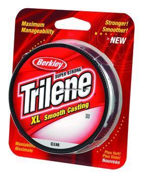 TRILENE XL 6LB 110YDS CLR