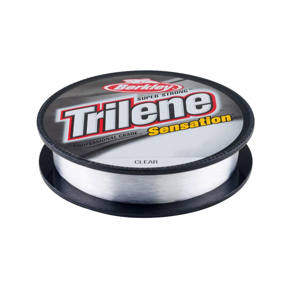 TRILENE SENS 8LB 330YDS CLR