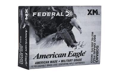 50BMG 660GR FMJ AMERICAN EAGLE 10RD