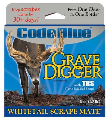 GRAVE DIGGER SCRAPE MATE .5 LBS