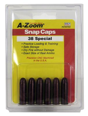 A-ZOOM 38S SNAP CAP
