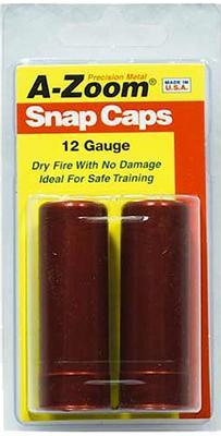 A-ZOOM 12GA SNAP CAP