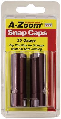 A-ZOOM 20GA SNAP CAP