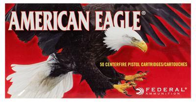 10 MM 180 GR FMJ 50 RD AMERICAN EAGLE