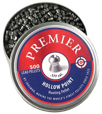 PREMIER HOLLOW POINT .177